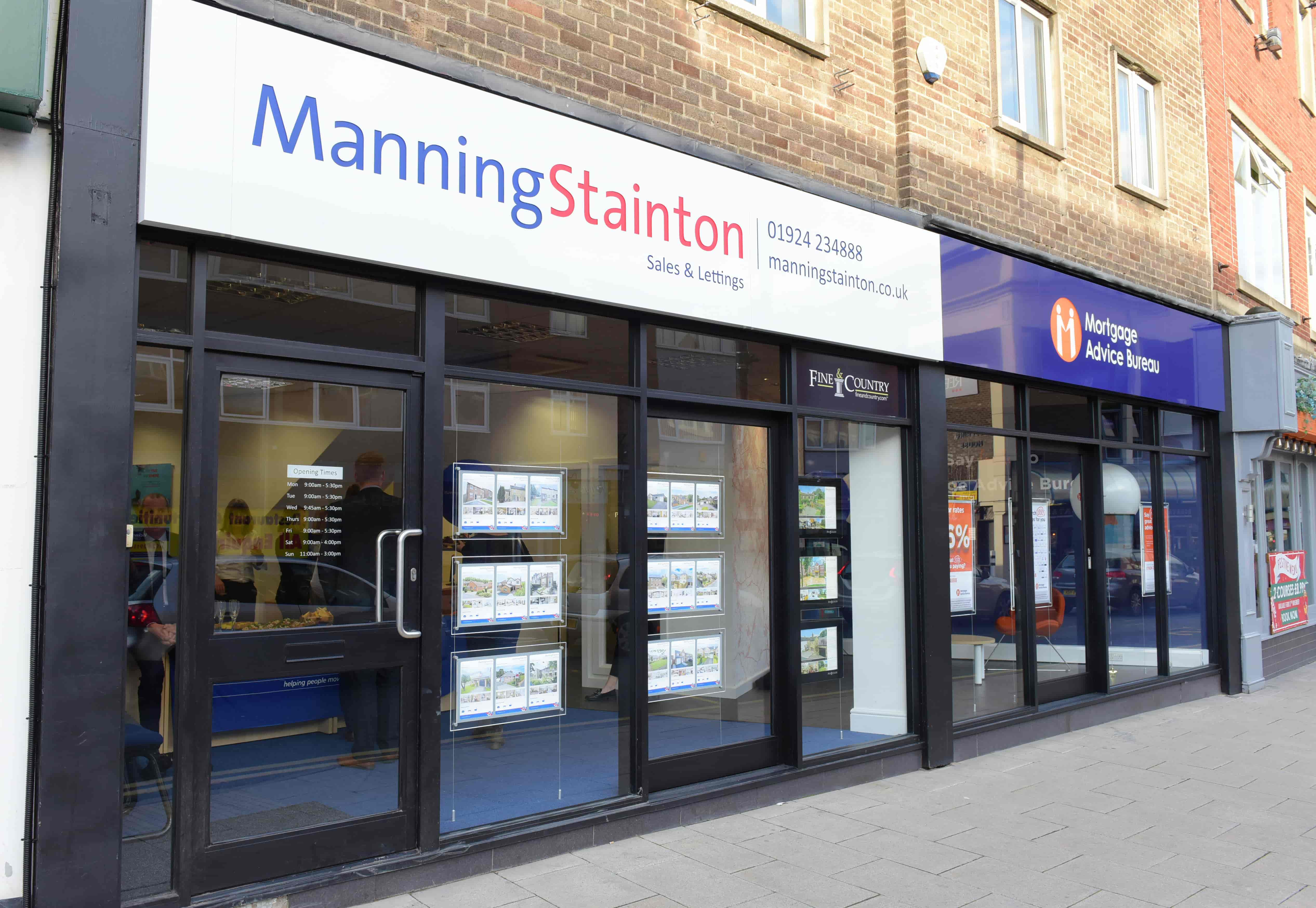 External Image Of Manning Stainton Estate Agents In Leeds Branch